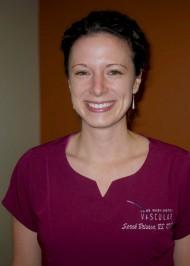Sarah Brisson, BS, RVT